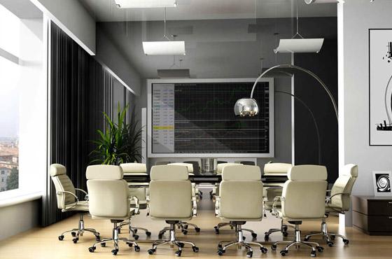 Board Room Media Control