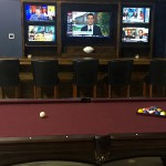 5 TV Man Cave. Audio and Visual install