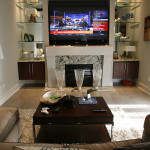 Pool House TV
